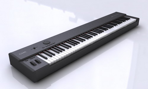 cme zsc compact midi keyboards controller. Black Bedroom Furniture Sets. Home Design Ideas