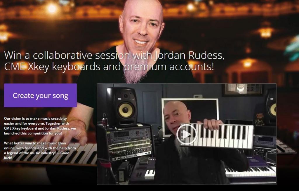 Rudess Soundtrap