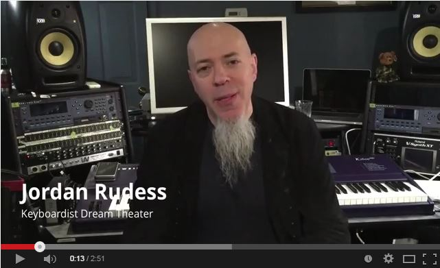 Rudess YouTube