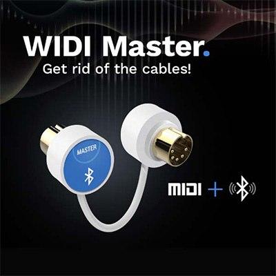 Bluetooth MIDI wireless