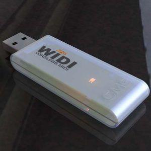CME wireless MIDI interface