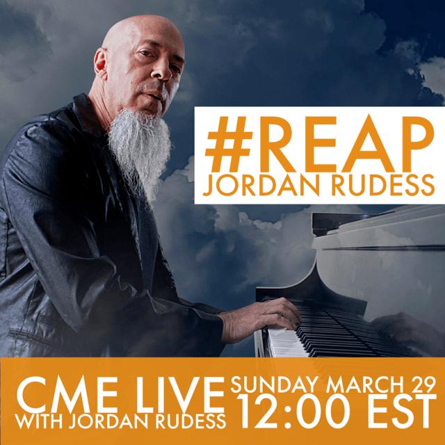 Jordan Rudess Live Concert CME