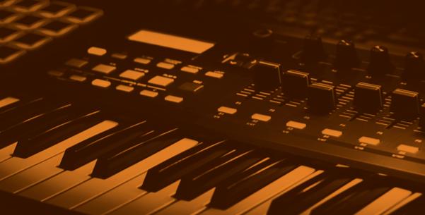 MIDI over Bluetooth
