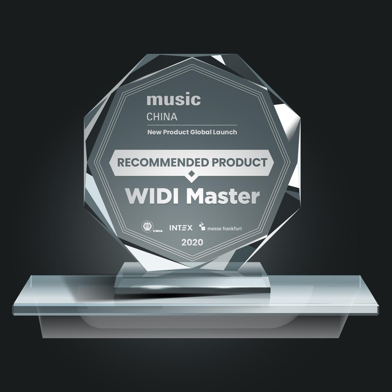 Music China WIDI award