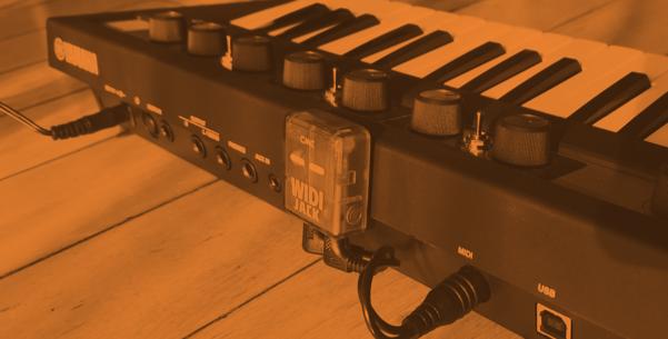 Bluetooth MIDI
