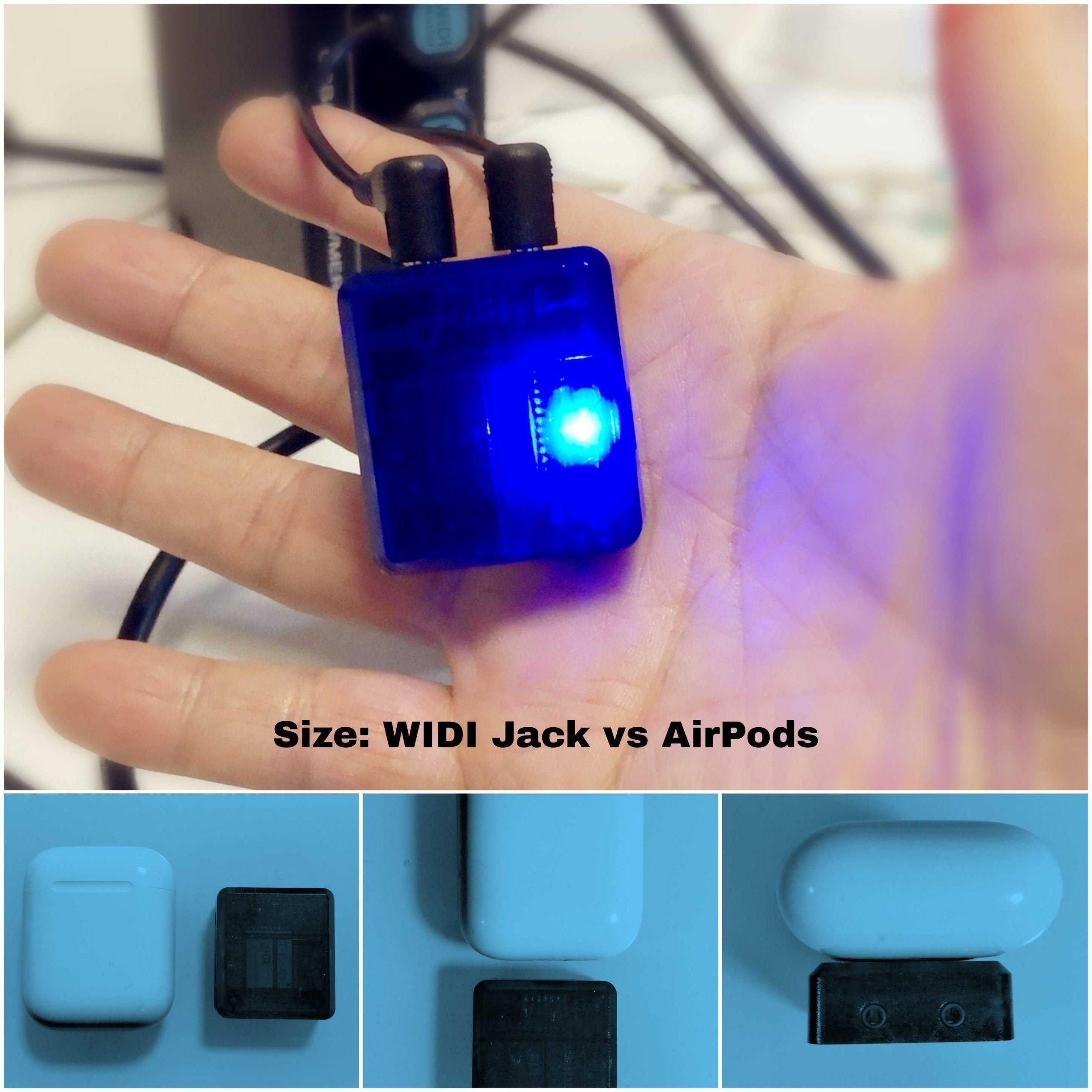 Bluetooth MIDI interface
