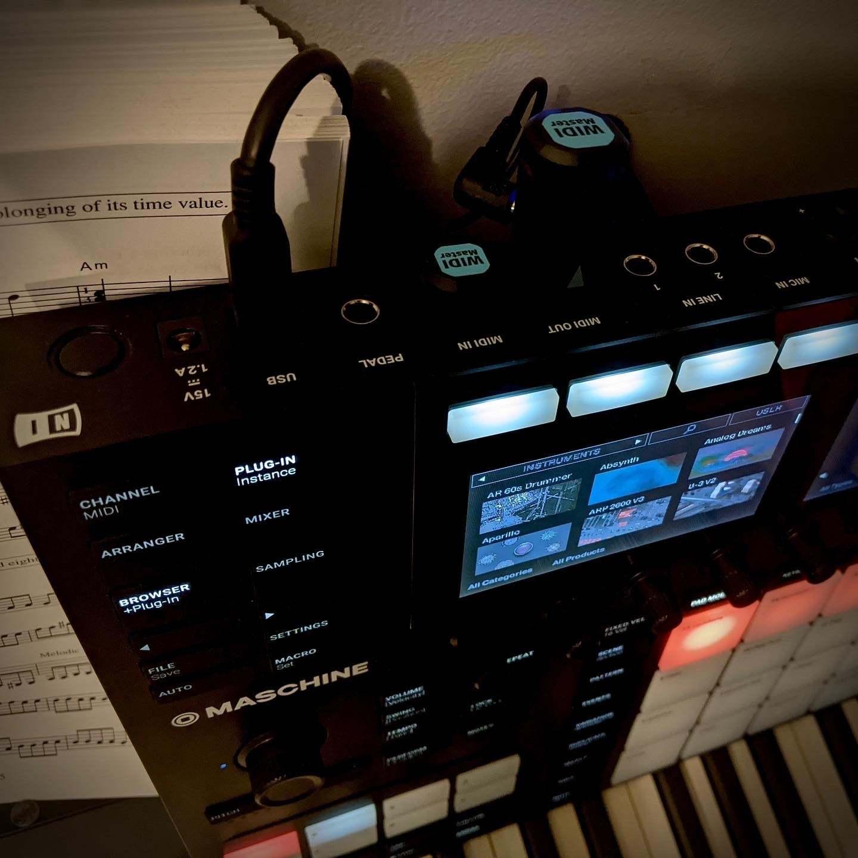 Advanced Wireless MIDI