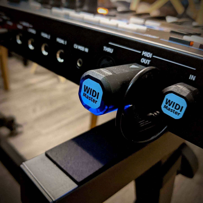 Wireless MIDI