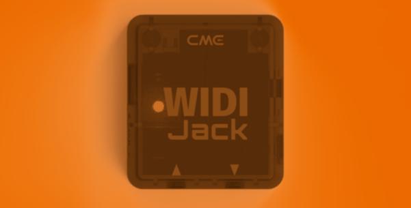 WIDI Jack Bluetooth MIDI