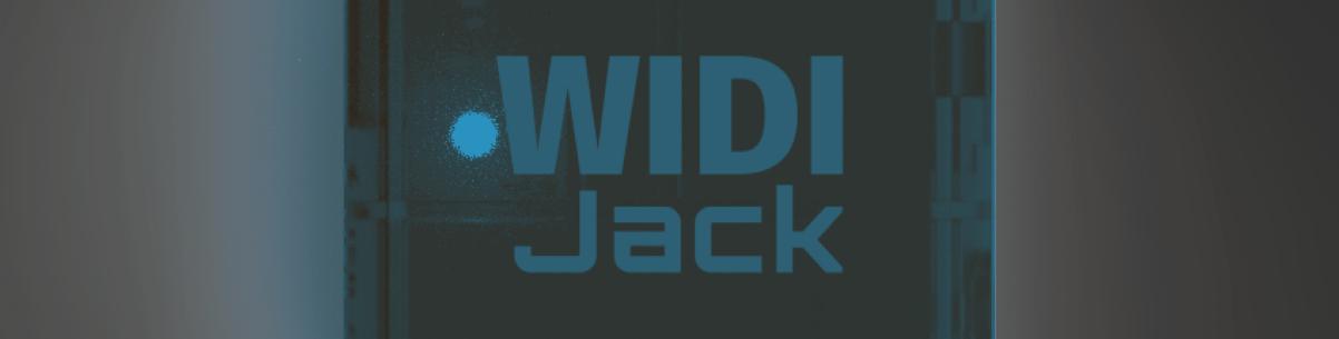 Pre-order WIDI Jack now